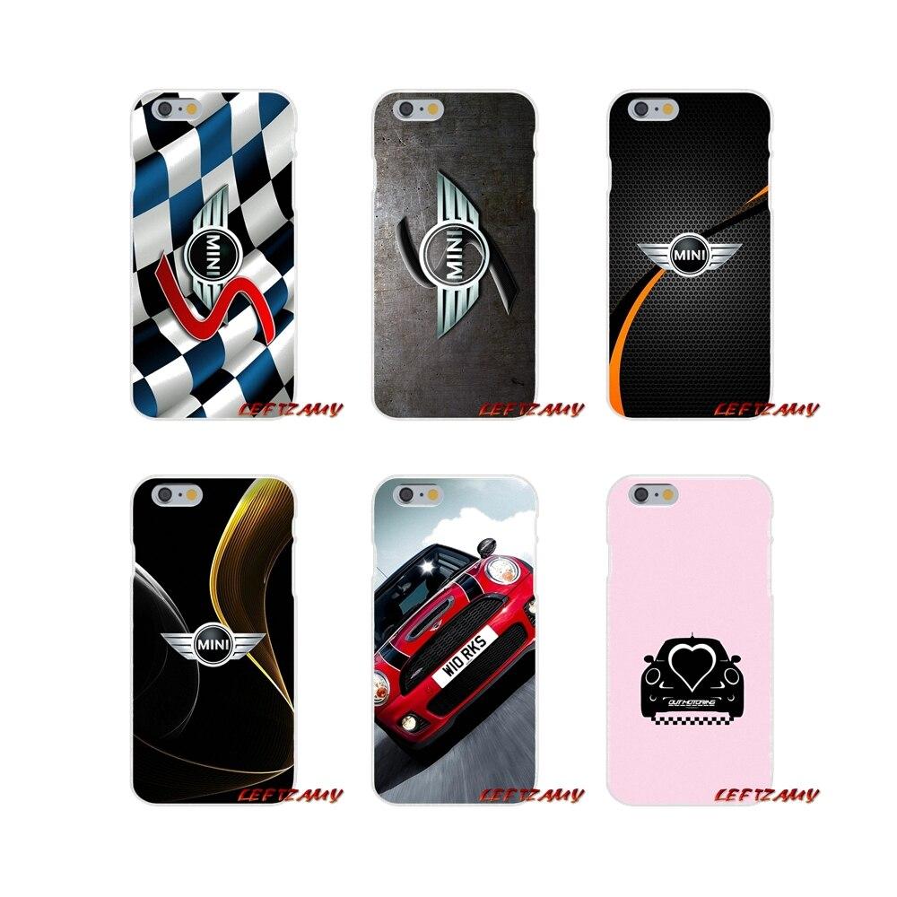 Accessories Phone Cases Covers car mini cooper logo For Samsung Galaxy S3 S4 S5 MINI S6