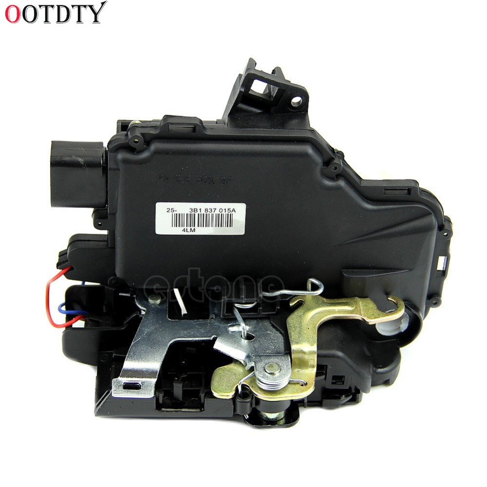 U119 New Door Lock Latch Actuator Driver Side Front Left LH For VW Jetta Golf Beetle