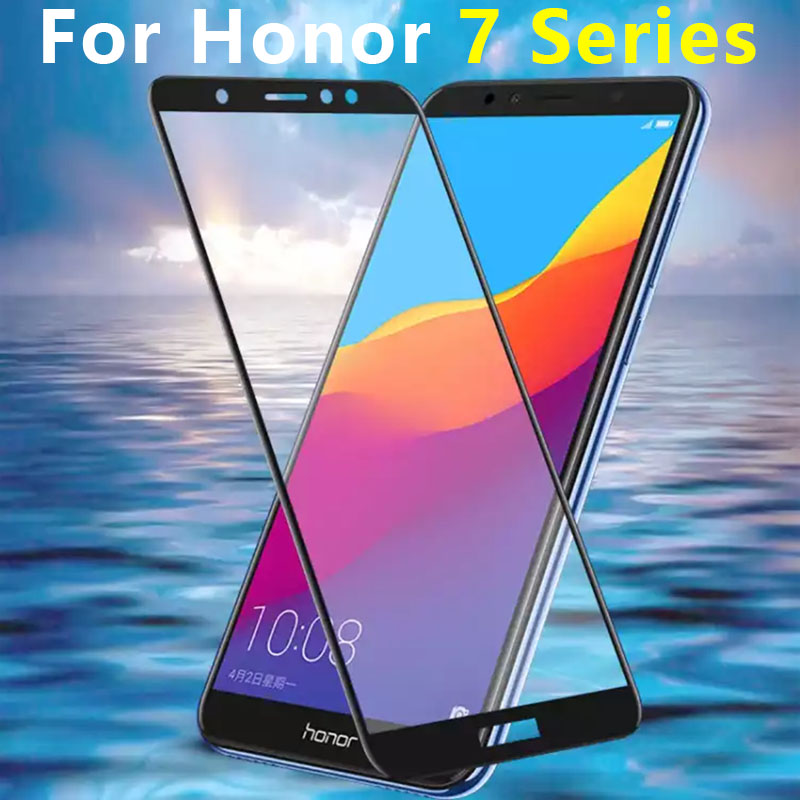 Protective Glass Honor 7a Pro 7c 7x 7s Tempered Glas For Huawei 7 A C X S A7 C7 X7 Screen Protector On Honor7a Honor7c Honor7x(China)