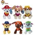 20 a 30 cm Patrulla Canina Perro Juguetes Rusos Anime Doll Acción figuras de Coches Patrulla Patrulla Canina Cachorro Juguete Juguetes Regalo para los Niños