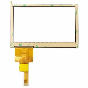 """Image 2 - 4.3"""" Capacitive Touch Panel 105.8mmx67.5mm For 480x272 AT043TN24 Multi Tocuh"""