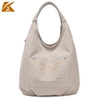 K TWO 2017 fashion women handbags ladies canvas handbag women messenger bags large capacity print letter bag clutch feminina