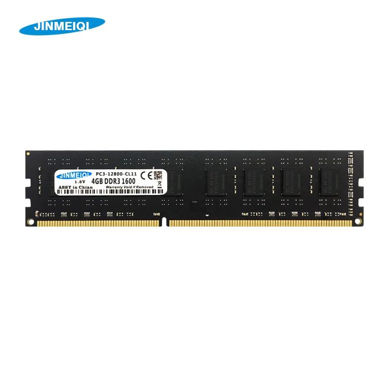 Hot HyperX FURY 8GB 2x4GB Desktop Memory 1600MHz PC3-12800 CL11 DIMM 240Pin RAM