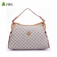 FIRS font b Women s b font font b Bags b font Plaid Handbag High Quality
