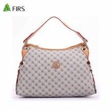 FIRS frauen Taschen Plaid Handtasche Hohe Qualität Beiläufige Handtasche Mode Mutter Bag Großraum Lady Umhängetasche Bolsa Feminina