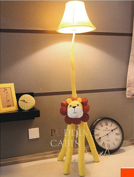 Funny Lamps kids floor lamp picture - more detailed picture about funny gift