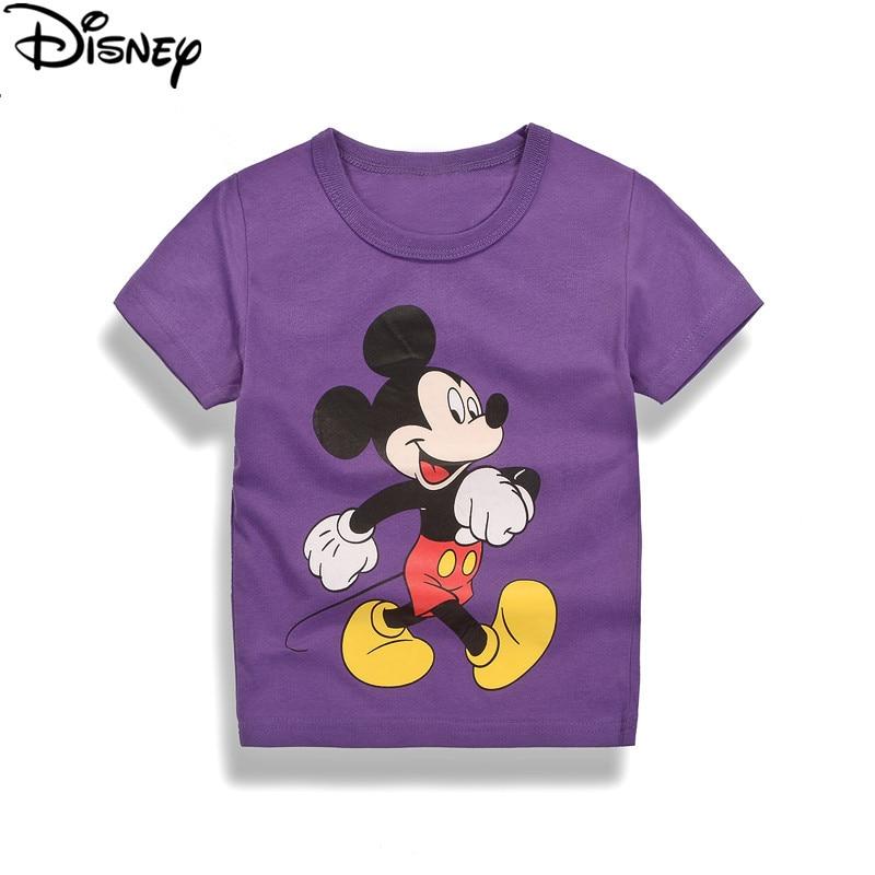 a1efa4fa70a disney t shirts с бесплатной доставкой на AliExpress.com