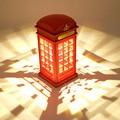 Banco de la energía led de la noche lámpara de mesa de luz sensor de luz principal de la estrella led panel lámpara de lava lámpara romántica cama sensor de luz