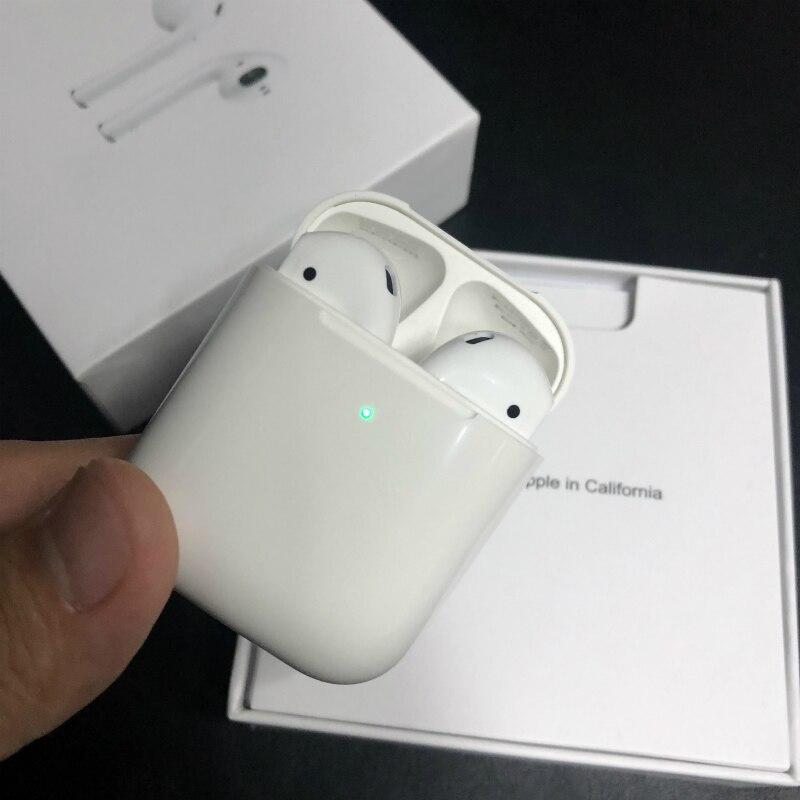 1:1 Air 2 nouveau i80 TWS écouteurs Bluetooth casque sans fil écouteurs W1 puce Pop Up écouteurs pour iPhone TWS PK i20 i30 code d'impression