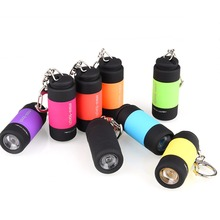 Pocket Mini-Torch Portable Mini USB LED Torch Lamp Rechargeable Light Flashlight Deluxe ABS body Waterproof Charge