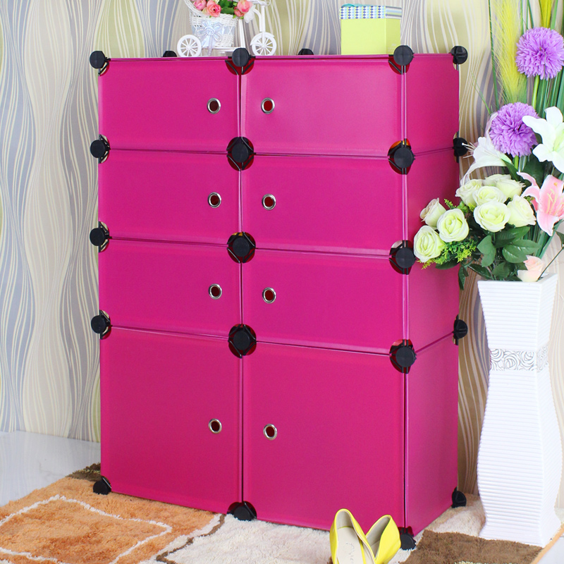 online kaufen gro handel diy schuhregal aus china diy. Black Bedroom Furniture Sets. Home Design Ideas