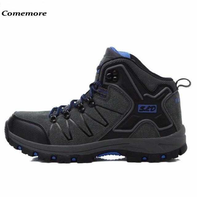 Comemore Deporte Antideslizante Hombres Caza Trekking Senderismo Impermeables Y Jungla Zapatos Desierto Amantes Mujeres De rrpPqax