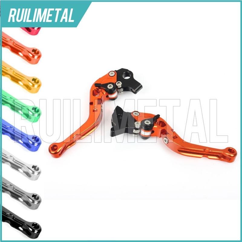 Adjustable Short Folding Clutch Brake Levers for HONDA CBX1000 78 79 80 CBX 1000  Prolink 86 87 CBX-1000 US 80 81 82 83 84 85 prolink mp146s