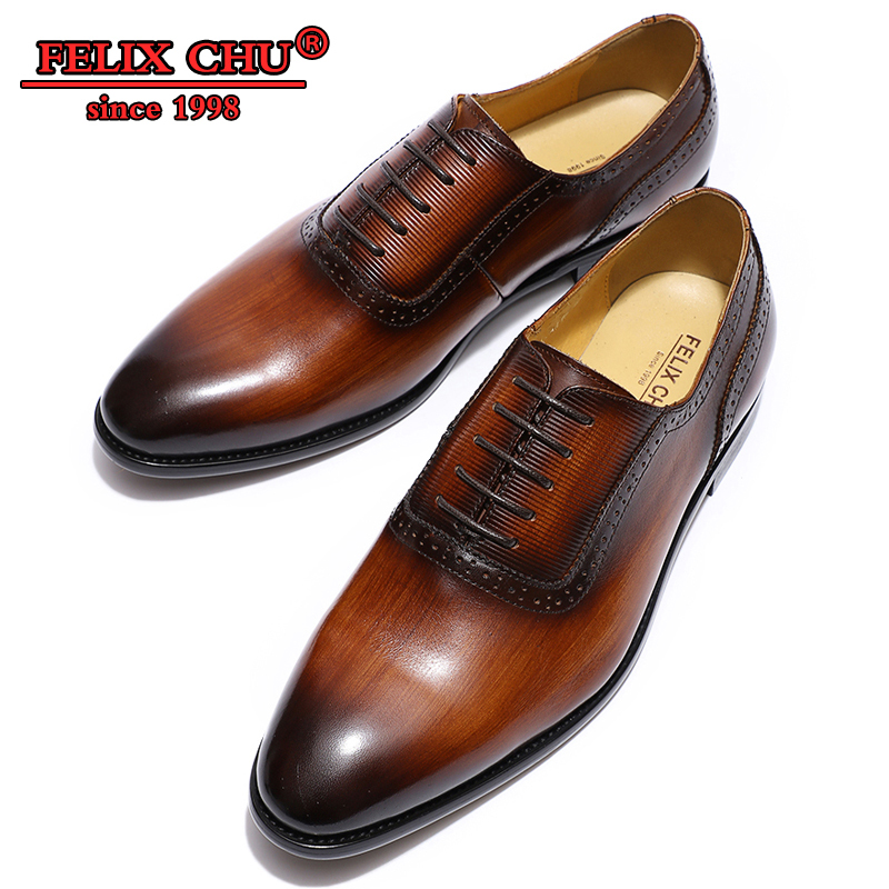 Mens Casual Oxfords Shoes Pointed Leather Lace Up Wedding Dress Formal Shoes NEW