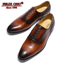 MEN DRESS CASUAL SHOES LACE UP OFFICE BUSINESS WEDDING HANDMADE OXFORDS FORMAL POINTED TOE HEELS LEATHER DRESS MEN SHOE цены онлайн