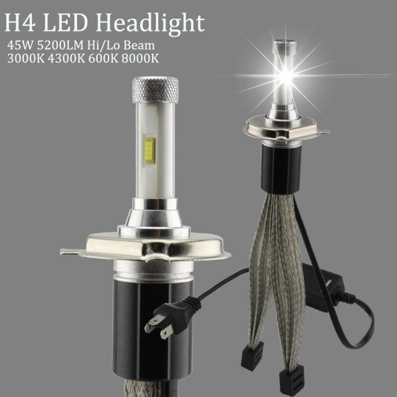 купить 2X R4S H4 LED Headlight Bulbs Hi Lo 30W 4800LM Car Headlights 3000K 4300K 6000K 8000K Automotive Headlamp Fog Lights Mini Size по цене 4809.58 рублей