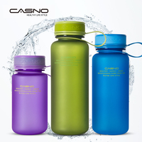 400 600ml My Sport Water Bottles Plastic Travel Bottle For Water Bike Camping Cups Frosted Healthy