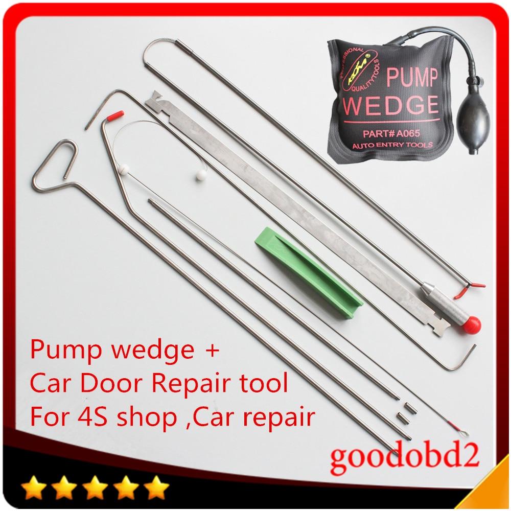 For Car Repair Tool Kit klom pump wedge AT2159 tool air wedge airbag tools Car Radio