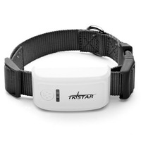 TK600 Fashion Mini Collars GPS Tracker for Small PET Dog Cat Collars GPS Tracker Locator Free Online Tracking Platform