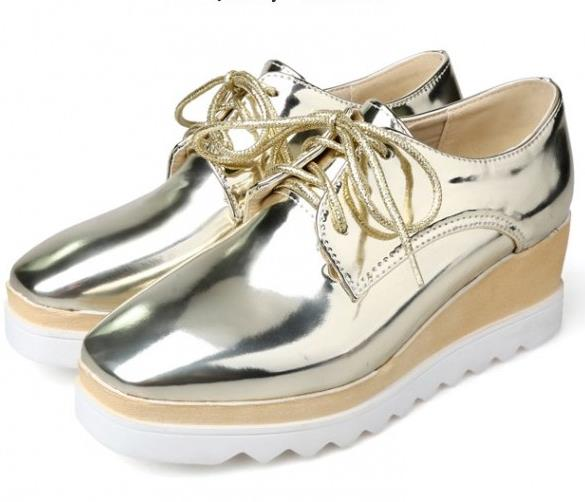 Compare Prices on Silver Platform Wedge Shoes- Online Shopping/Buy ...