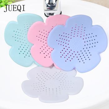 1Pc Flower Sewer Outfall Strainer Bathroom Sink Filter Anti-blocking Floor Drain Hair Stopper Catcher Kitchen Bathroom Accessory kitchen bathroom anti clogging bath shower cover sink sewer filter floor sink drain strainer hair catcher stopper r30