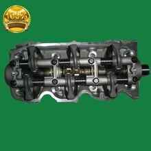 6G72 complete Cylinder head assembly/ASSY for Mitsubishi V33/V43 Pajero/Shogun/Montero/Pick-up 2972cc 3.0L V6  12v 1988-94