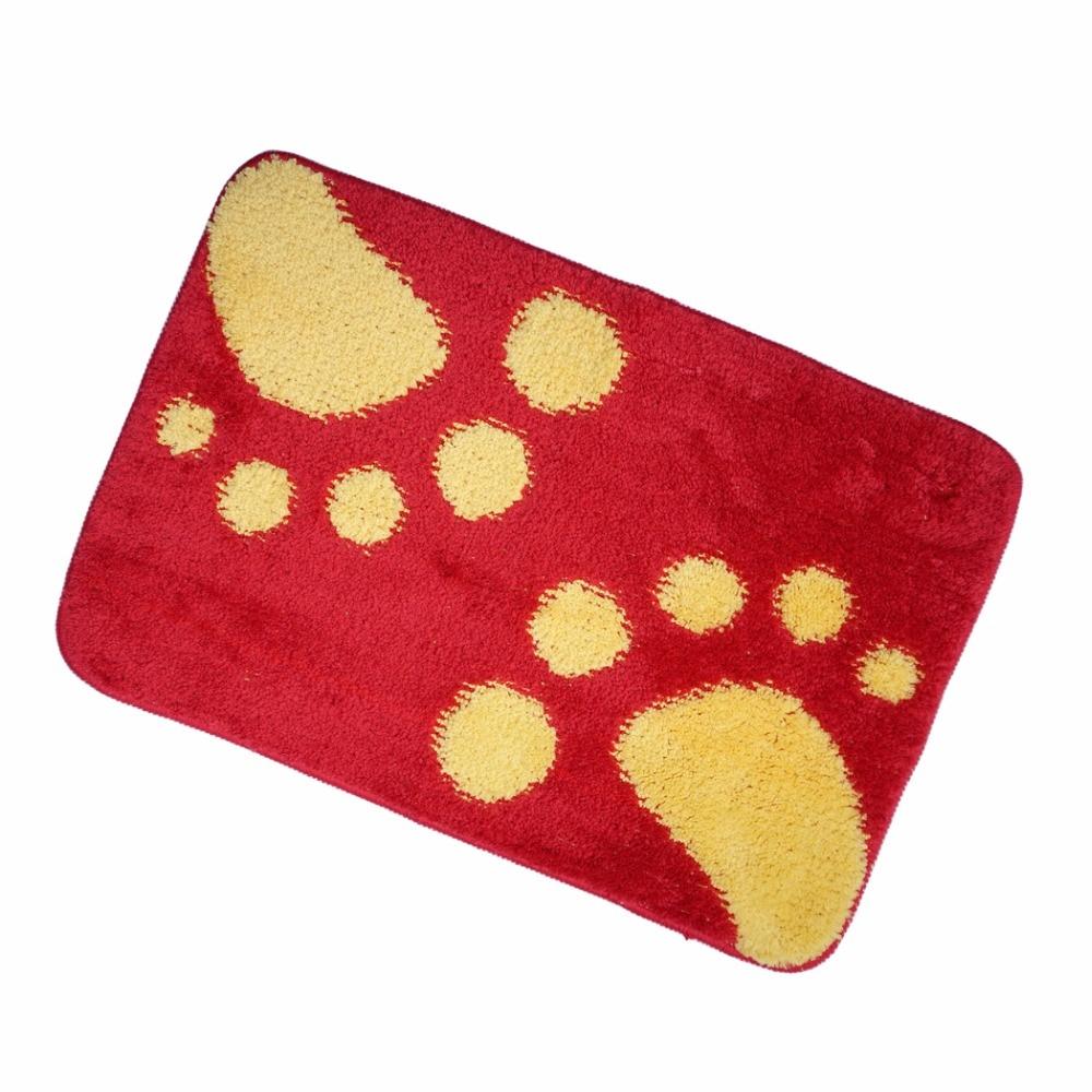 Online kopen wholesale rode badkamer mat uit china rode badkamer ...