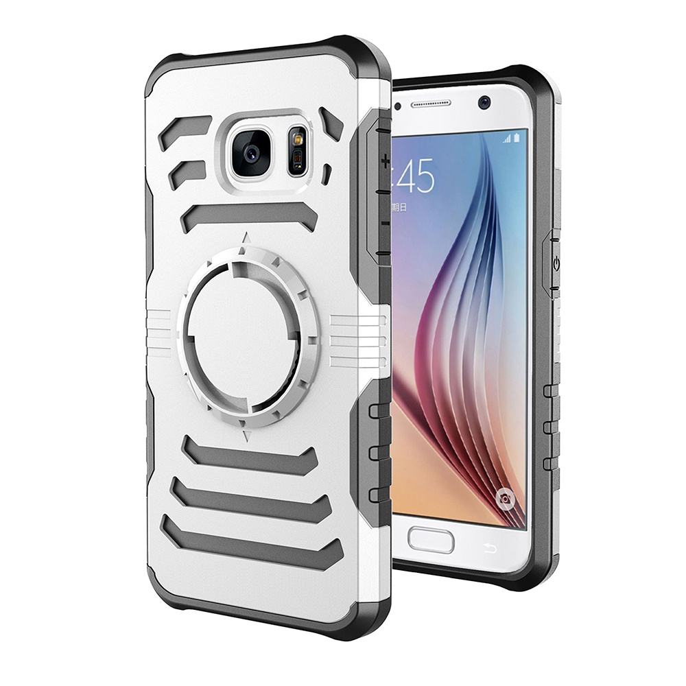 Sports Gym Running Exercise S8 Plus Phone Case Cover Holder for Sumsung Galaxy S8 S8plus 2 In One Capa Riding