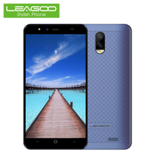LEAGOO Z7 4G Mobile Phone Android 7.0 SC9832A Quad Core 1G+8G Dual Rear Camera Smartphone 5.0 Inch 3000mAh Unlocked Cell Phones