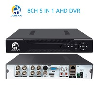 CCTV 8CH DVR H.264 AHD DVR NVR 8ch Digital Video Recorder for CCTV 1080 960 Cams HDMI Video Output Support Analog AHD IP Camera