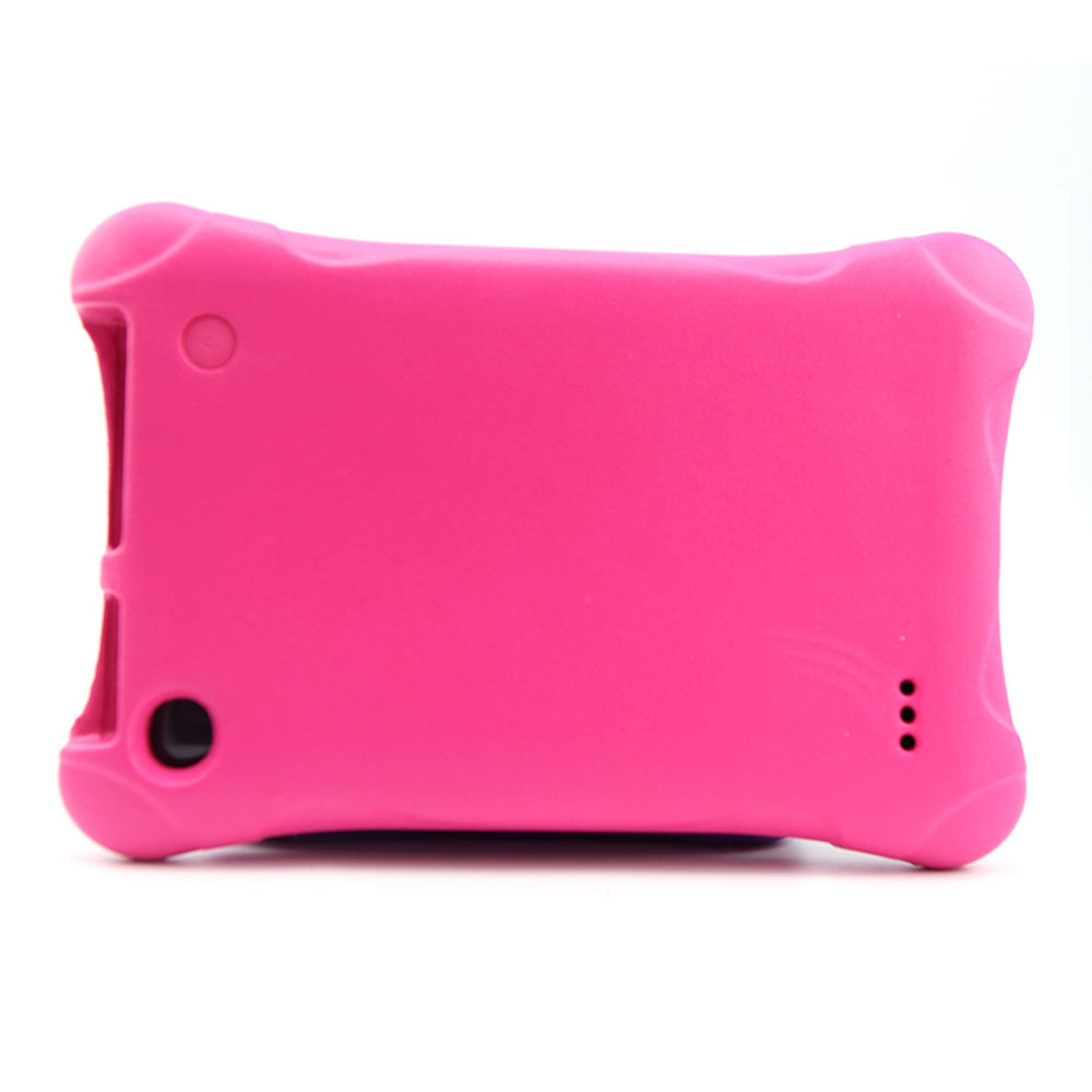 US $13 99 10% OFF|Kids Shockproof Case Cover For Amazon Kindle Fire 7 2015  2017 Children Thick Foam EVA Back Cover 7 inch Tablets Sleeve Case-in
