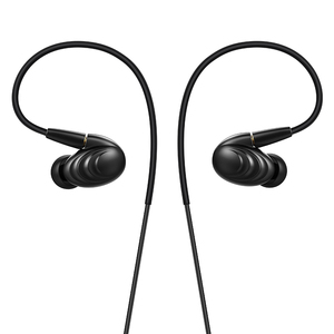 Image 3 - FiiO F9 Triple Driver Hybrid 1 Dynamic + 2 Balanced Armatures  In ear earphone with Detachable Cables for iPhone/XiaoMi/Huawei