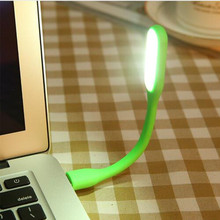 powerbank 12V USB LED Novelty Mini notebook Night light Desk Reading lamp For PC Mobile Power luminaria Notebook Computer