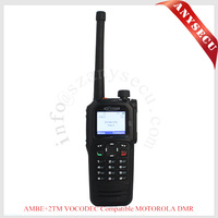 Ручной DMR радио Kirisun цифровой портативная рация dp770 UHF400 470 МГц DMR двухстороннее радио