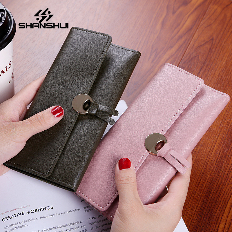 Women's Purse 2017 New Unique Design Women Fashion Leather Wallet Leisure Clutch Bag Long Purse Card Holder Girl Female Pocket 2017 unique design women fashion leather wallet leisure clutch bag long purse girl female portefeuille mme a8
