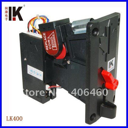 LK400 Coin mechanism for game machine, vending machine and cooperated machine