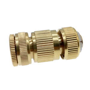 Pure Brass Quick Connect Faucets Fitting Pipe Connections Standard Connector Washing Machine Gun
