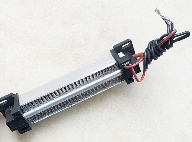 В 220 Вт 200 в изолированный PTC керамический нагреватель воздуха Электрический нагреватель 140*32 мм