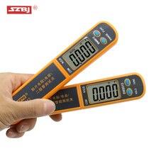 SZBJ Capacitive meter patch element tester BM8912 diode intelligent test resistance capacitance BM8910/BM8912 Multimeter