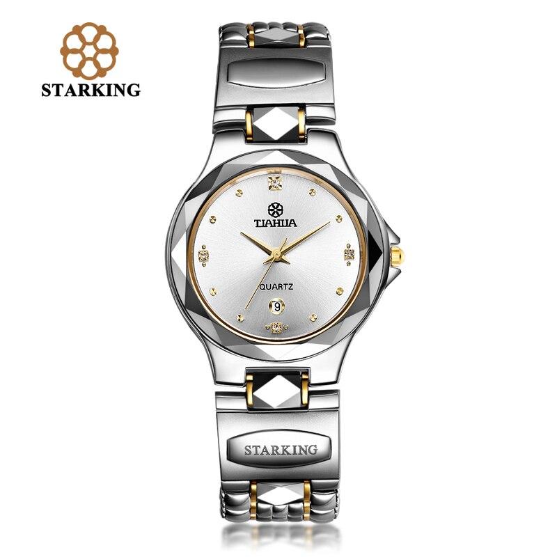 2016 Fashion Mens Gold Watches Diamond Quartz Waterproof Watch Tunsten Steel Casual Wristwatch BM0314 reloj hombre moda hombre