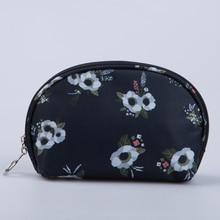 Cosmetic Bag of Flamingo Printing Multifunctional Toiletries Portable Ladies Purse Organizer Large Capacity Sundry