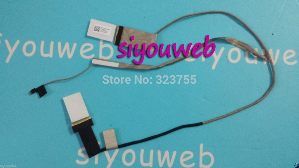 NEW for Asus X550 X550VA X550V X550L A550 X550C K550 lvds lcd screen video display cable 1422-01jq000 , FREE SHIPPING