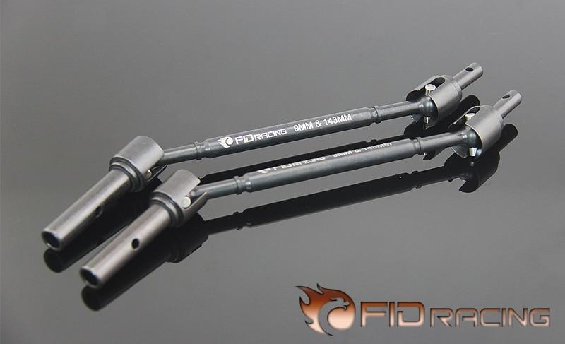 FID Enhanced 9mm Half shaft And Large 5mm Half shaft pin FOR LOSI DBXL