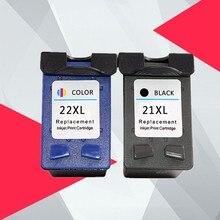 Совместимость 21 22 чернильный картридж XL Замена для hp 21 22 для hp 21 для hp 22 21XL 22XL Deskjet F2180 F2280 F4180 F380 380