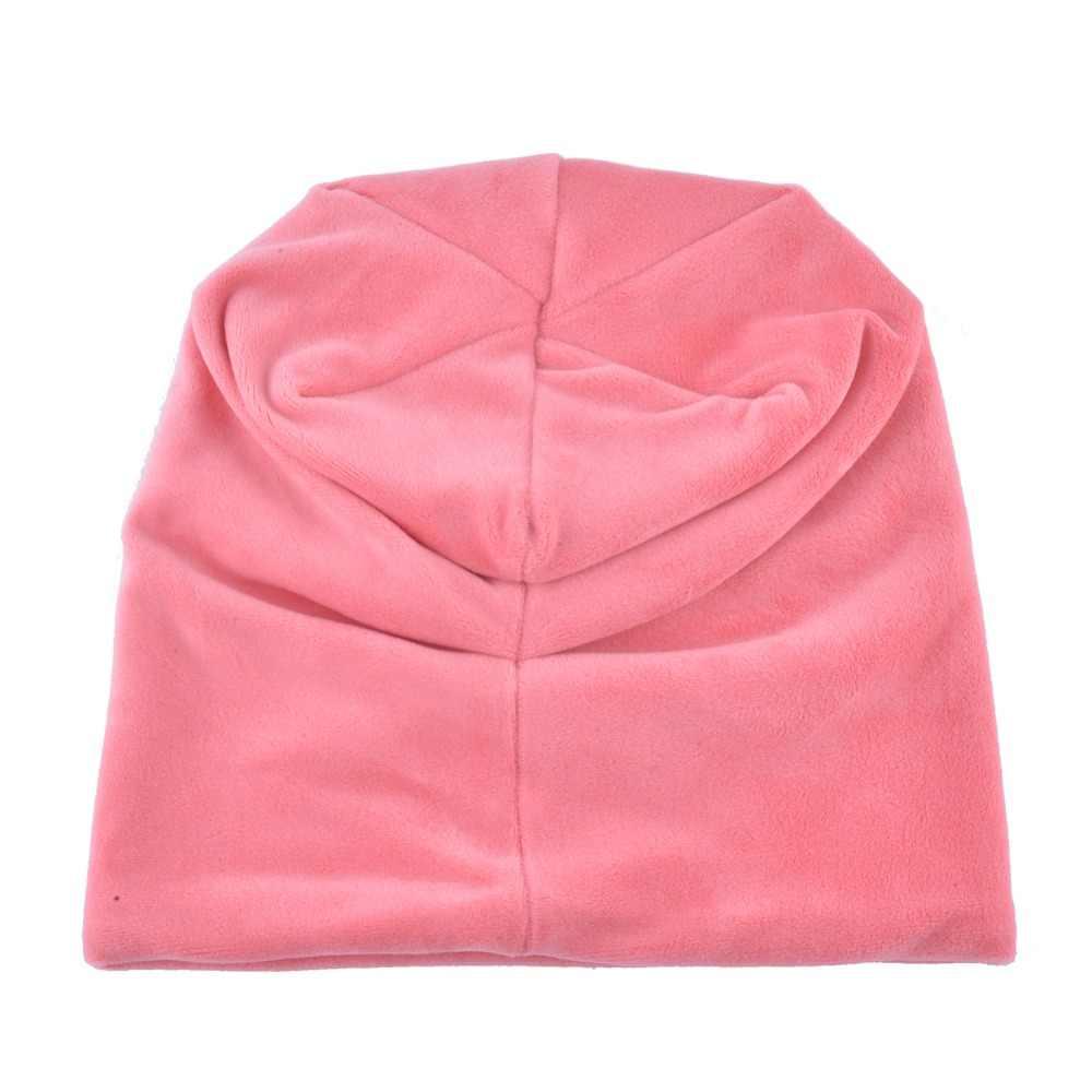 Gorros gorros de gato de strass mais chapéus quentes de veludo para mulher gorros de lã de malha de gorros de inverno