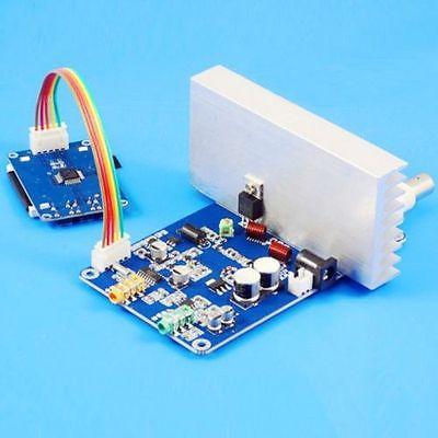 12V 15W PLL Stereo FM Transmitter 76M 108MHz Digital LED Radio Statio