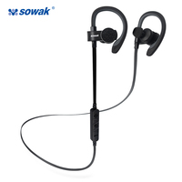 Sowak Q7 Sports Bluetooth Headset Bluetooth 4 1 Wireless Headphones Sports Ear Hook For Iphone In