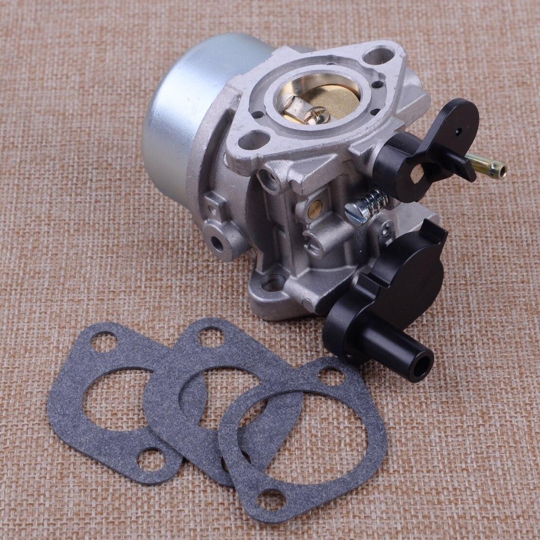 Letaosk High Quality Carburetor Carb With Gasket Kit Fit