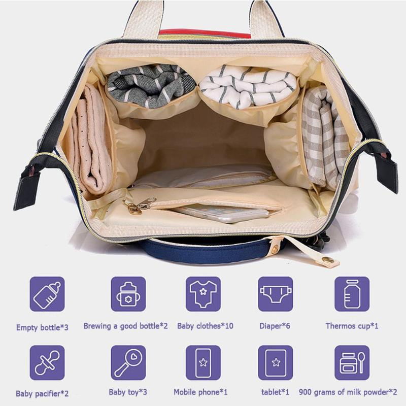 Mummy Nappy Diaper Bag