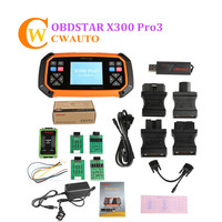 OBDSTAR X300 PRO3 Key Programmer Mileage Correction EPB Oil Reset Auto Diagnostic Tool Update Online
